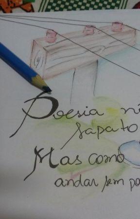 Poesia não compra sapato... by FlavioCandado