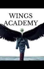 Wings Academy: Beyond The Sky (BTS Fanfiction) by CharmaineCheng1347