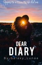 Dear Diary by Galaxy_Lunaa
