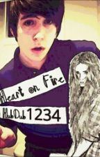 Heart on Fire (Danisnotonfire×Reader) by Ashtheunicom