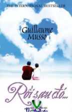 Roi Sau Do - Guillaume Musso by maijt26