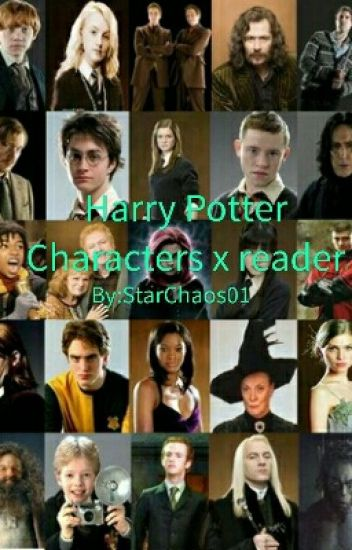Harry Potter Characters X Reader One shots
