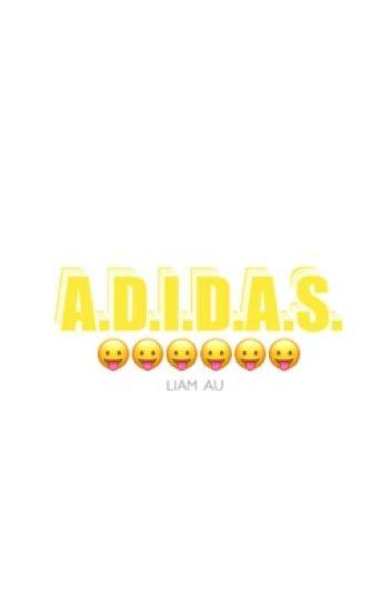 A.D.I.D.A.S • liam.payne ✓
