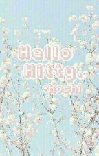 Hello Kitty 。  +Hoshi by Taecakes