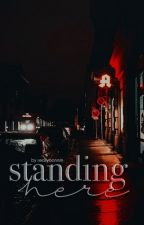 Standing There ✗ Ian & Mickey by reallyoonmin