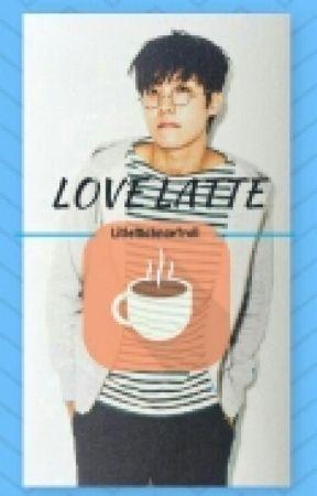 Love Latte (BTS J-Hope X Reader)  by LittleMaknaeTroll