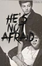 He's Not Afraid (Larry Stylinson) by burningthehorizon