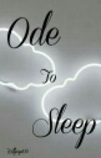 Ode To Sleep //Joshler {Completed} by killjoy109