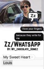 Zz/WhatsApp by My_chocolate_Gomez