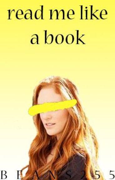 Read Me Like A Book (BBC Sherlock FanFiction)