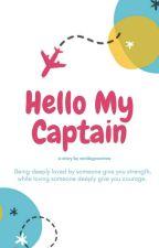 Hello My Captain by vanilagreentea