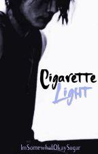 Cigarette Light by ImSomewhatOkaySugar