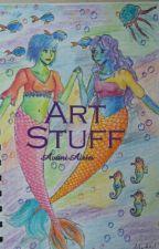 Art Stuff by AvaniAirin