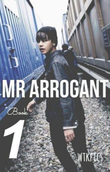 Mr. Arrogant || Kim Taehyung [French]