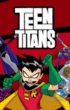 Teen titans cartoons  by theprotocol