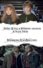 Harry Black & Hermione Granger: Always There by HermioneJeanMalfoy1
