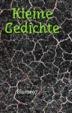 Kleine Gedichte by Blume97