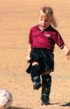 An Open Letter to the Little Girl With the Ball at Her Feet by dreamuswnt