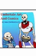Undertale Comics And Art by Artsylotl
