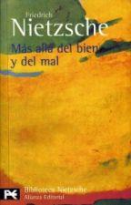 Más Allá Del Bien Y Del Mal - Nietzsche by davidvargas12720
