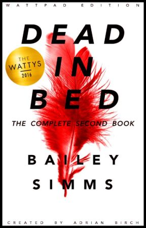 DEAD IN BED By Bailey Simms: The Complete Second Book von Adrian_Birch