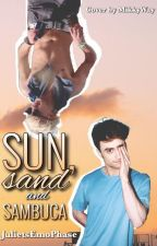Sun, Sand and Sambuca (A Drarry FanFiction) by JulietsEmoPhase