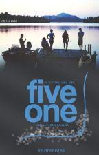 Five One (SLOW UPDATE) by rahmaniarazzura