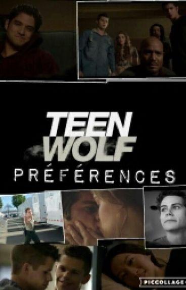 Préférences Teen Wolf