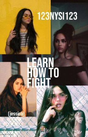 Learn How To Fight by 123nysi123