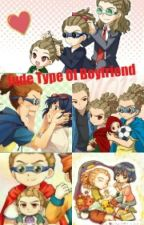Jude The Tipe Of Boyfriend by MissWeasley03