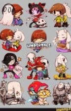 Ask Or Dare Undertale Characters by CelesteU--U