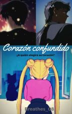 Corazón confundido. (Sailor Moon) by Breathes_08