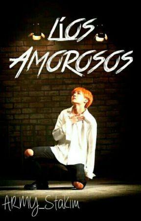 Lios Amorosos (J-hope Y Tu)  by Army_StaKim