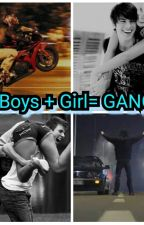 Boys + Girl= GANG! by SweatCreature534