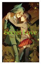 Secret Love (Yonaka X Nega-Mogeko) by light038