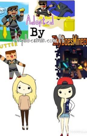 Adopted by Skydoesminecraft by Youtuberz4lyfe