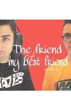 THE FRIEND OF MY BEST FRIEND•Sascha Burci & Salvatore Cinquegrana||Mates by vivoperimates
