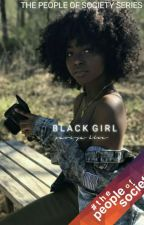 Black Girl  by paviyablue