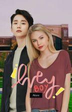 ¡Hey, chico Solitario. by EsposaDelKukencio23