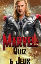 Quiz & Jeux by MarvelFR
