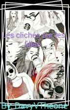 ❌❌Les Clichés Sur Les Filles ❌❌ by DavyVTheone