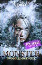 Monster. ➲Kai, EXO. by NieblaK