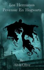 Los hermanos Pevensie en Hogwarts by AlvinOlive