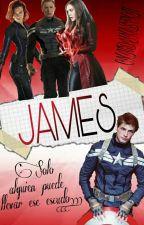 JAMES #PNOVEL by TashaRomanogersBrief