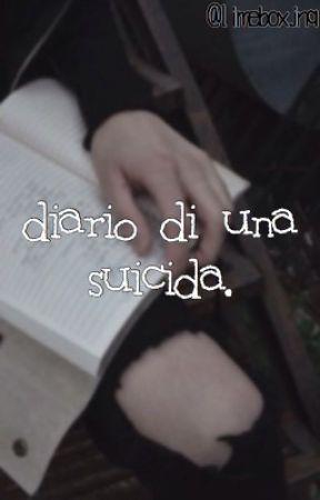 diario di una suicida. by limeboxjnq