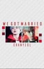 We Got Married {EXO} by Maria_Biscoita