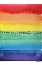 Larry Stylinson (shots) by H4rry4ndMe