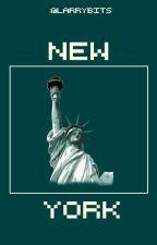 new york → R.L . by larrybits