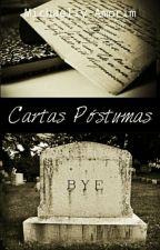 Cartas Póstumas (Conto) by MichaellyAmorim