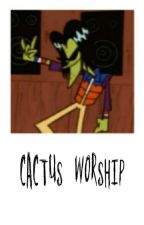 Big Book Of Cactus by kurts-corpse-bride
